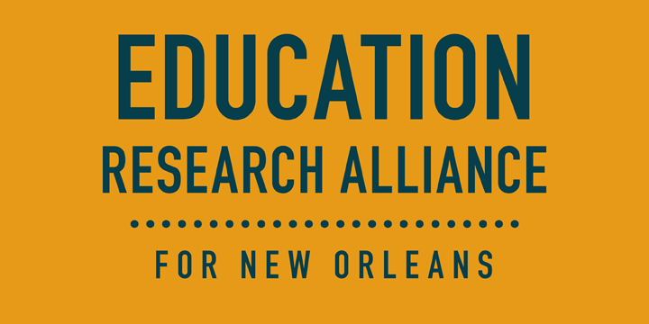 Education Research Alliance for New Orleans